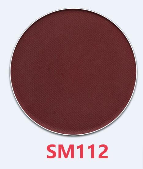 matte color eyeshadow in small pot